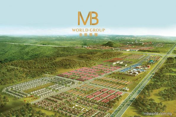 MB World to develop RM1.46b waterfront in Johor