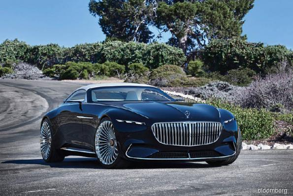 Cars: New Mercedes-Maybach concept a 6m-long convertible