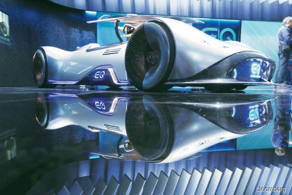 Best cars of the  Paris Motor Show