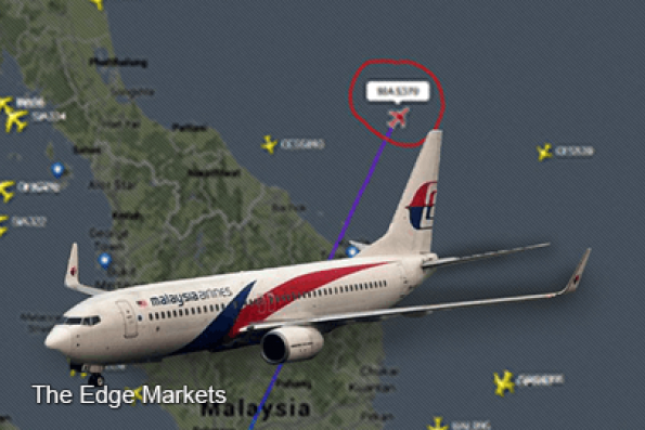 Malaysia to offer reward for missing Flight MH370