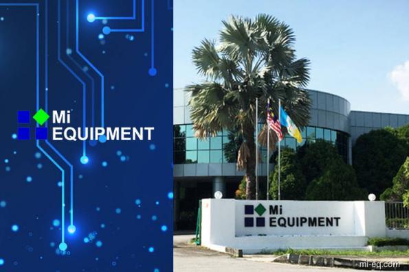 Mi Equipment up 2.37% on positive technicals