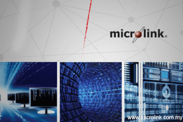 Microlink extends gains after director ups stake