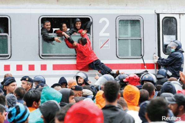 Wave of crises puts dream at risk