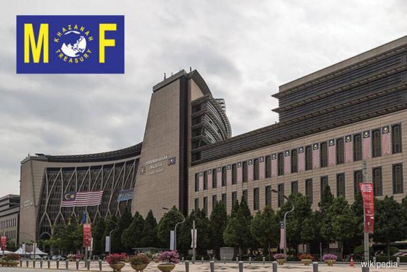MoF breaks down RM1 tril govt debt