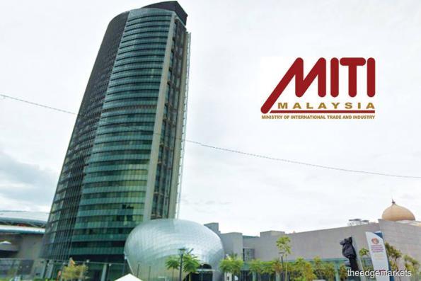 MITI: Malaysia's 2Q labour productivity up 3.7%
