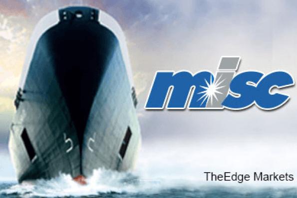 MISC第三季营业额按年走高至25.1亿令吉