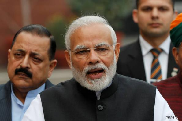 Indian PM Modi warns Pakistan of strong response for Kashmir attack