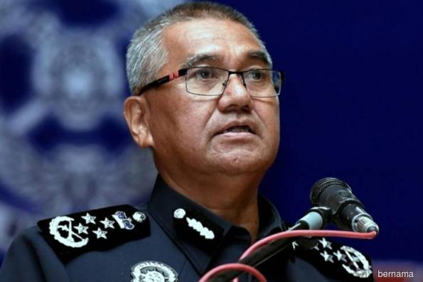 CPOs and senior police officers who fail to curb illegal gambling, corruption may be sacked