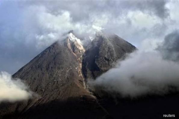Indonesia issues warning to aircraft amid eruption of Mount Merapi