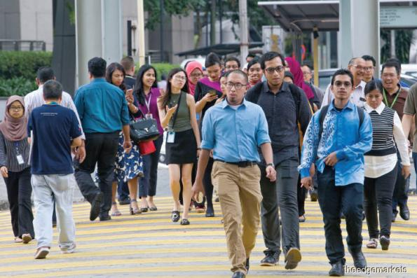 Credit rating downgrade for M'sia unlikely in short term
