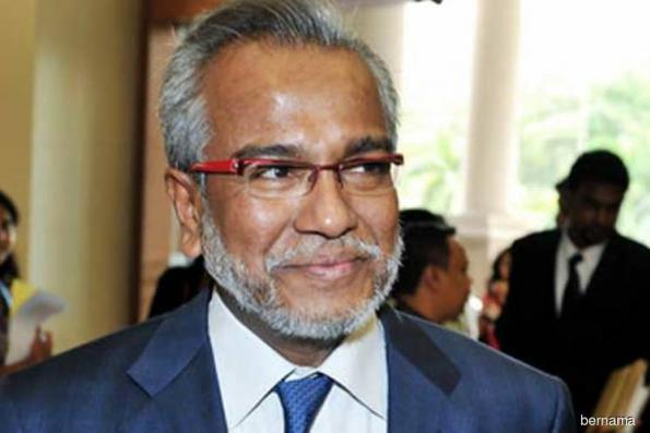 Muhammad Shafee wants Sri Ram to recuse himself from his case