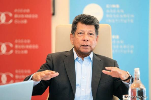 Munir: Open administration a plus for economy