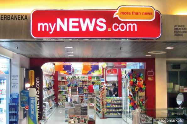 myNews seen as better convenience store play