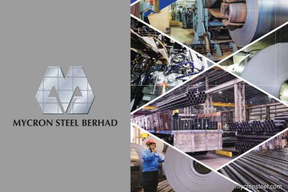 Mycron Steel managing director re-designated to non-executive role
