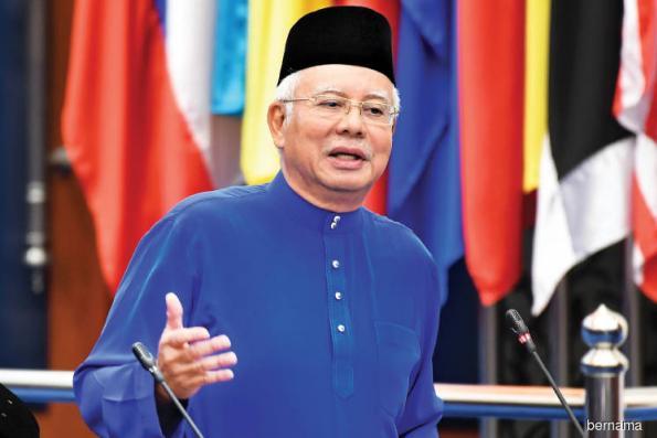 Malaysia PM Najib may dissolve Parliament at 11:30am TV Address