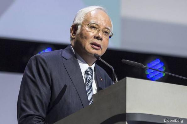 纳吉:刘特佐代表阿拉伯各方参与投资交易