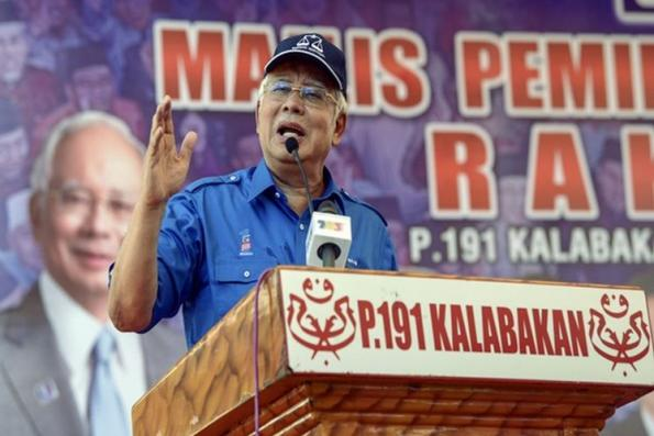 US prosecutors prefer Malaysia to file criminal charges against Najib