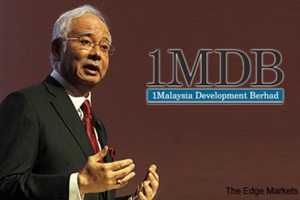 Deal with IPIC to cut 1MDB debt by RM16b, Najib reiterates