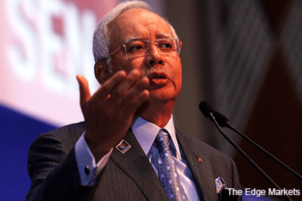 PM Najib says Malaysia's National Transformation Programme has 'yielded results'