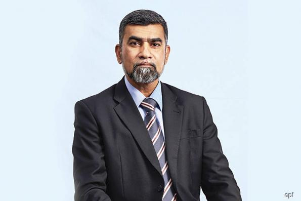 EPF extends Mohamad Nasir's term as CIO
