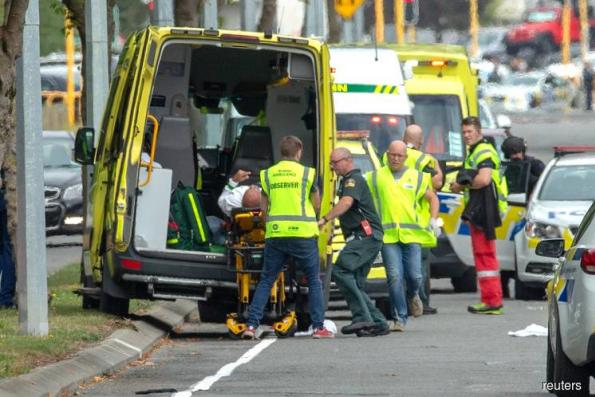 Malaysian leaders condemn New Zealand mosque attacks