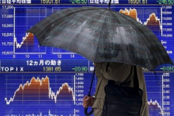 Nikkei at 8-mth highs, Wall St rally makes markets less edgy over trade