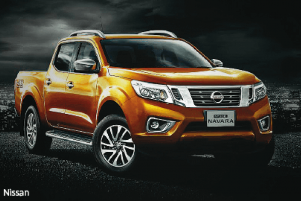 The all-new Nissan NP300 Navara — Ready for action