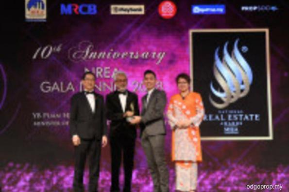 NREA marks its 10th year of recognising excellence in the property industry