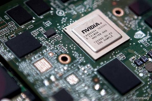 'SoftBank to sell stake in Nvidia next year'