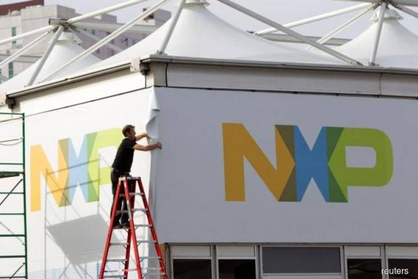 Elliott says chipmaker NXP worth more than US$135 per share
