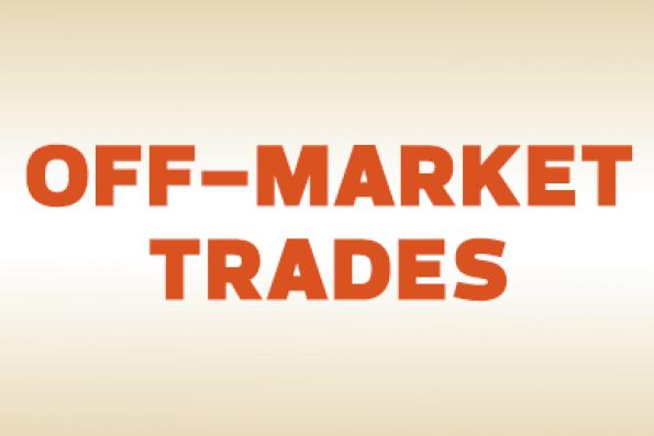 off-market-trades