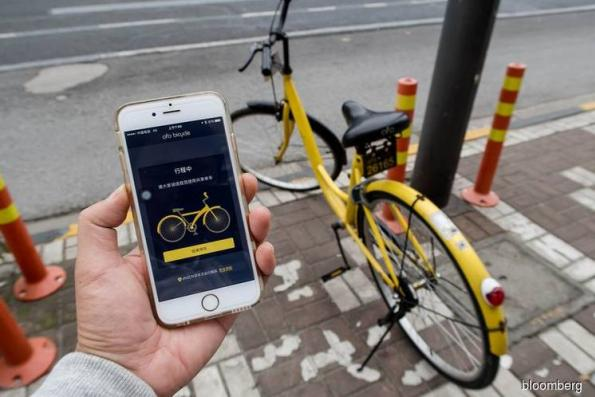 Paris wants to regulate Asian bike-share operators