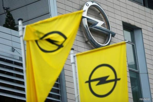 PSA seeks Opel refund from GM over carbon dioxide emissions