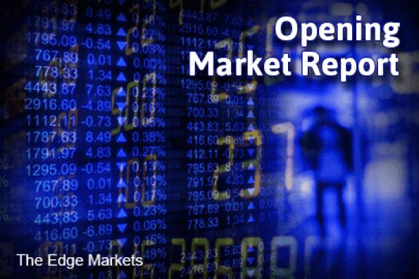 KLCI edges up, but market seen consolidating