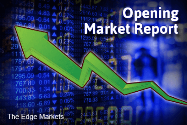 Limited gains seen for KLCI