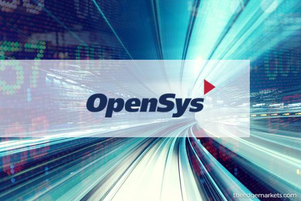 Stock With Momentum: OpenSys (M) Bhd