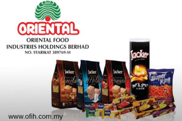 Oriental Food says unaware of reason behind UMA