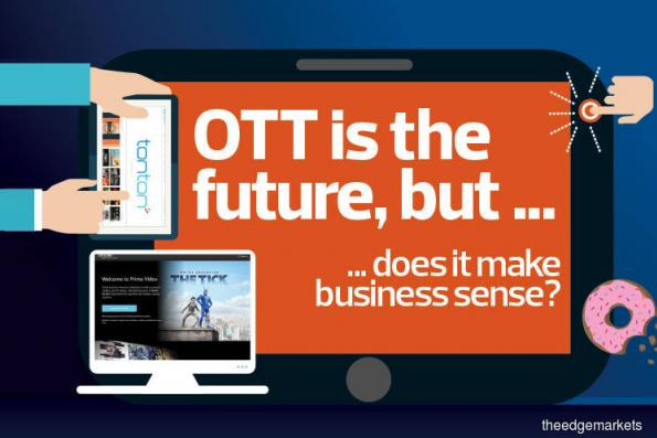 Cover Story: OTT is the future, but ...... does it make business sense?