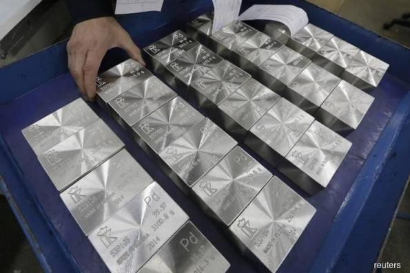 Palladium eyes US$1,500 in record surge; gold hits 10-month top