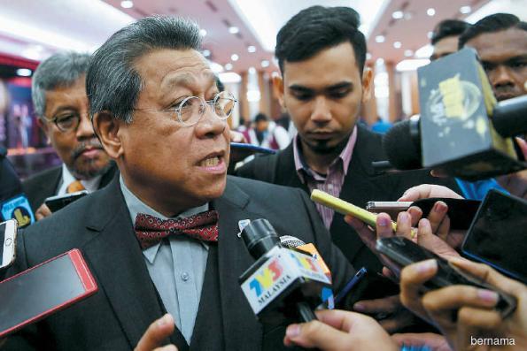 I'll turn a blind eye to Kit Siang's presence — Speaker