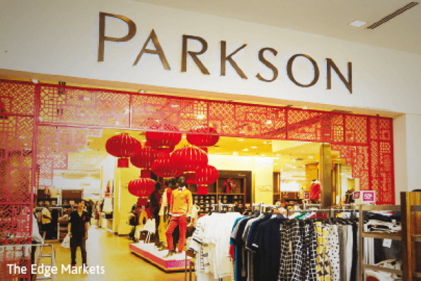 Parkson says unaware of reason behind share price, volume spike
