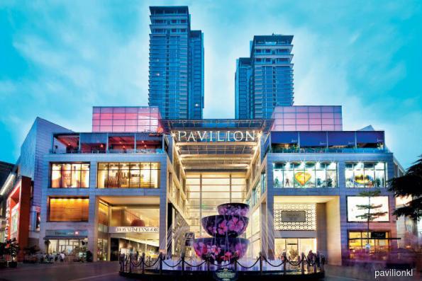 The shining star of Kuala Lumpur