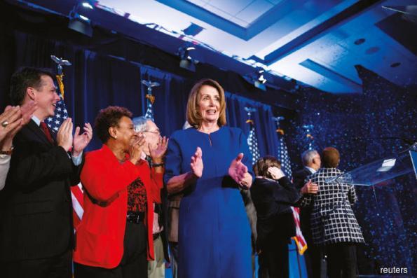 Democrats take lower house