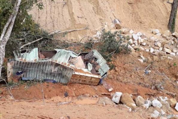 NGO blames Penang government for yet another killer landslide