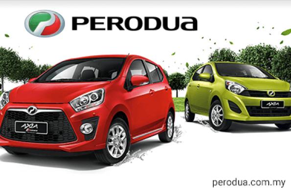 Perodua ups Axia prices