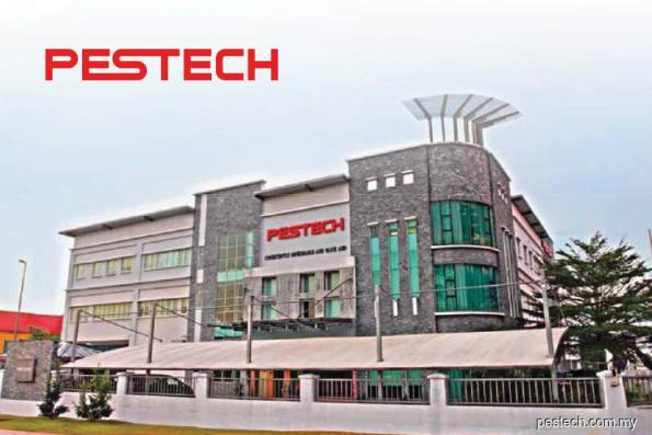 Pestech rises 5.52% on bagging RM399 million sub-contract