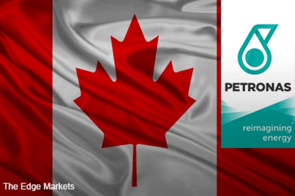 Petronas guarantee on Canada gas plant not sought