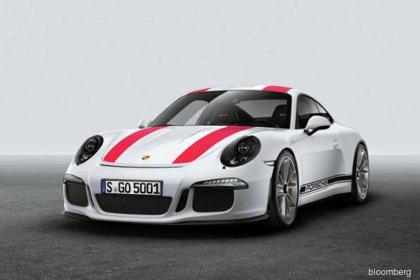 Cars: If you want the purest Porsche experience on the road, buy this car
