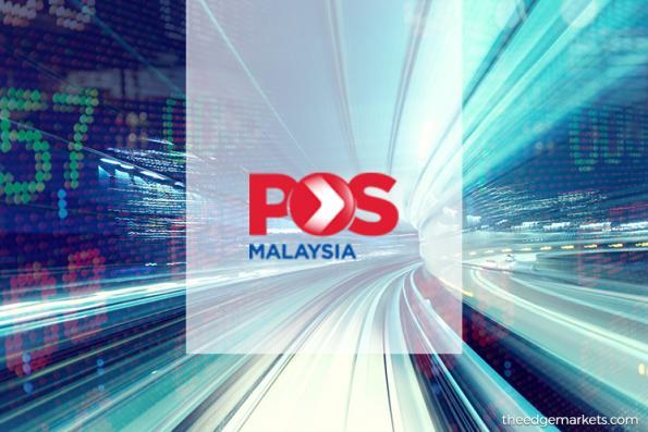 Stock With Momentum: Pos Malaysia