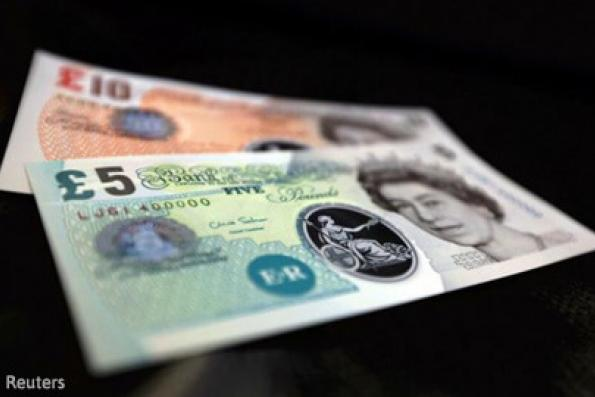 Sterling jumps above US$1.25 in Trump trade slump